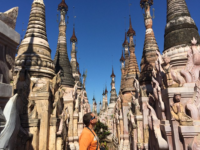 Sele en Kakku (Myanmar)