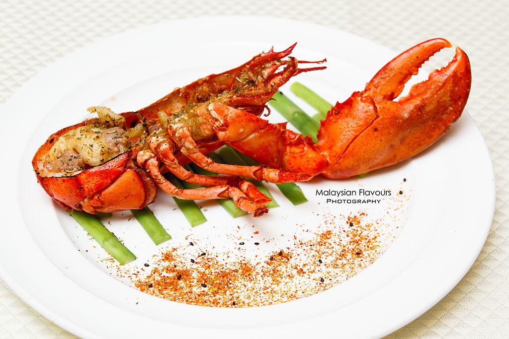 Elite Seafood Restaurant MIGF Menu 2016