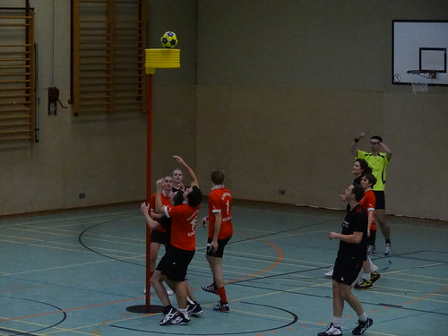Korfball in Castrop-Rauxel