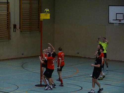 Korfball in Castrop-Rauxel