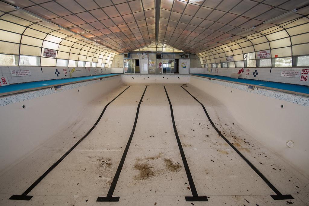Raf Coltishall Swimming Pool Alex Flickr