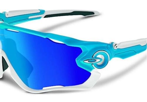 e7cbaf14e11 Oakley Jawbreaker Sunglasses - Sky sapphire Iridium