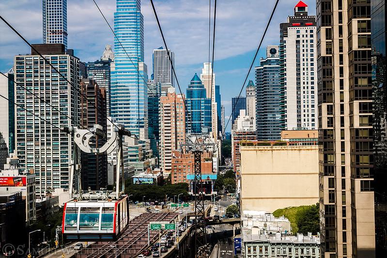 Roosevelt Island Tram Ride