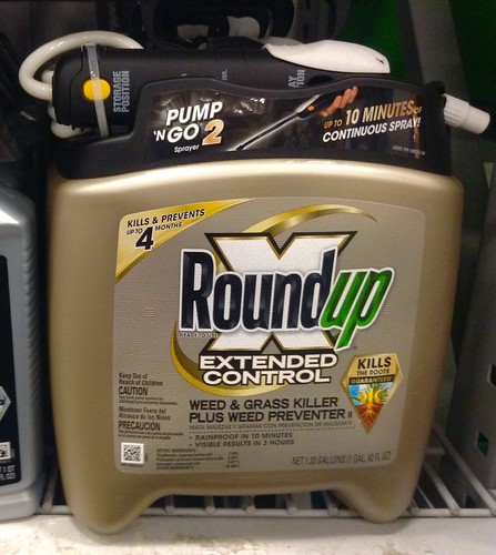 Roundup, Monsanto | by JeepersMedia