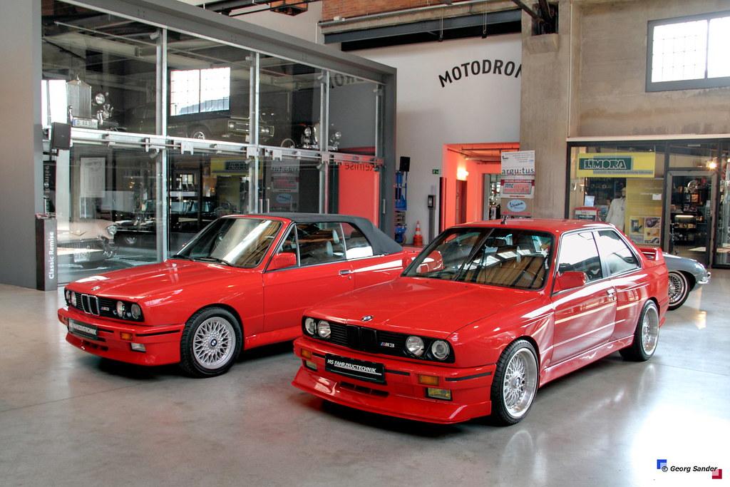 1986 1991 Bmw M3 E30 Sedan And 1988 1991 Bmw M3 E30 Co