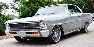1966 Chevy Nova SS