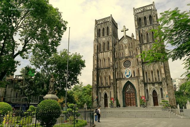 Saint Joseph Cathedral Hanoi