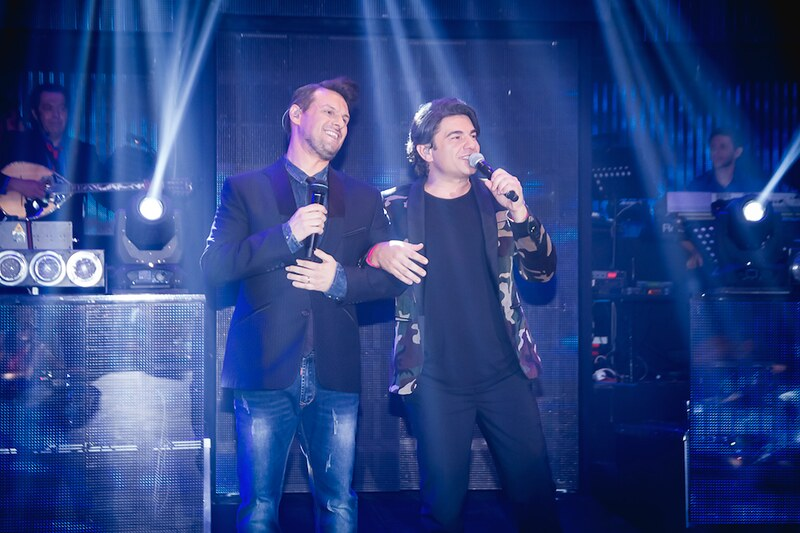 Πάνος Κιάμος & Νίκος Κουρκούλης: Πρεμιέρα στο «Club 22»