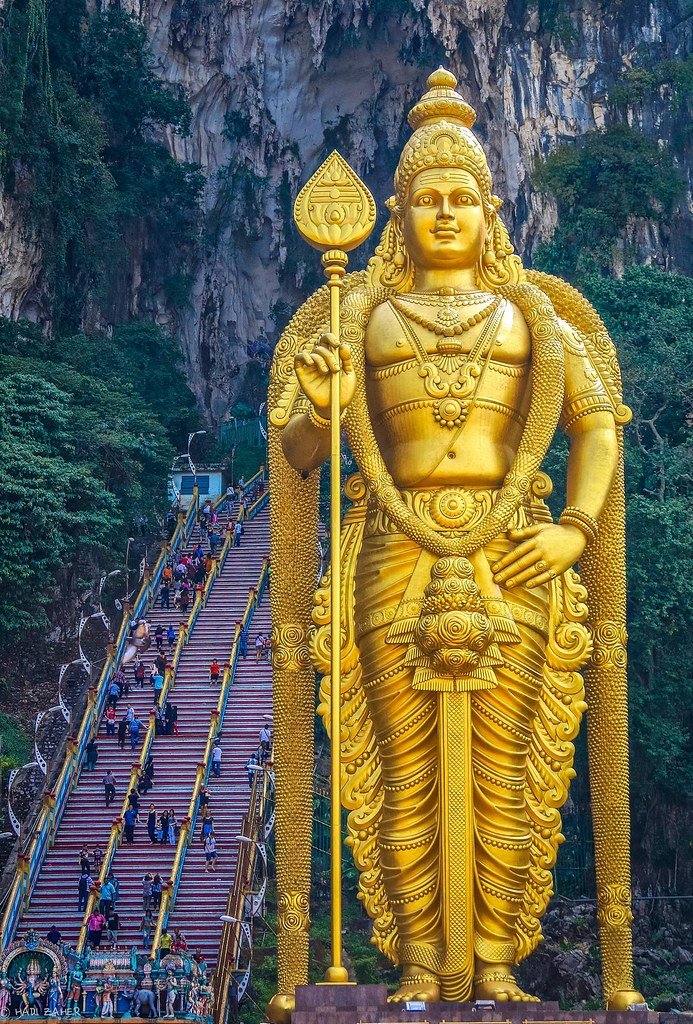 Lord Murugan Batu Caves Malaysia Facebook Getty Imag Flickr