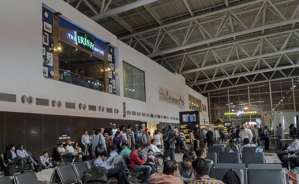Madras India Airport Chennai Airport Madras India