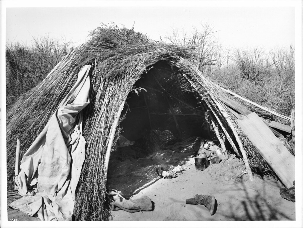 apache indian houses