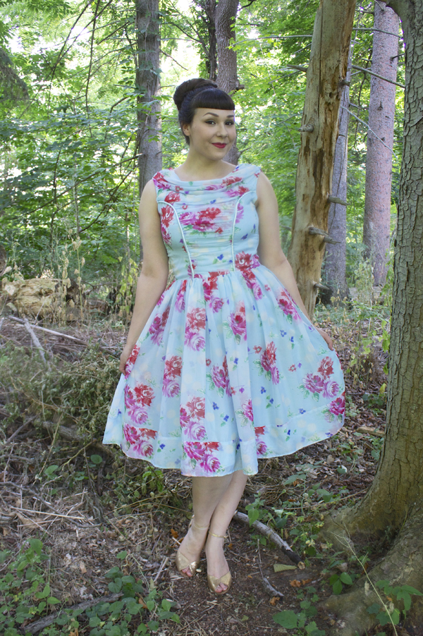 summer dress wedding vintage
