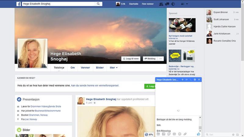 hege snoghøj facebook