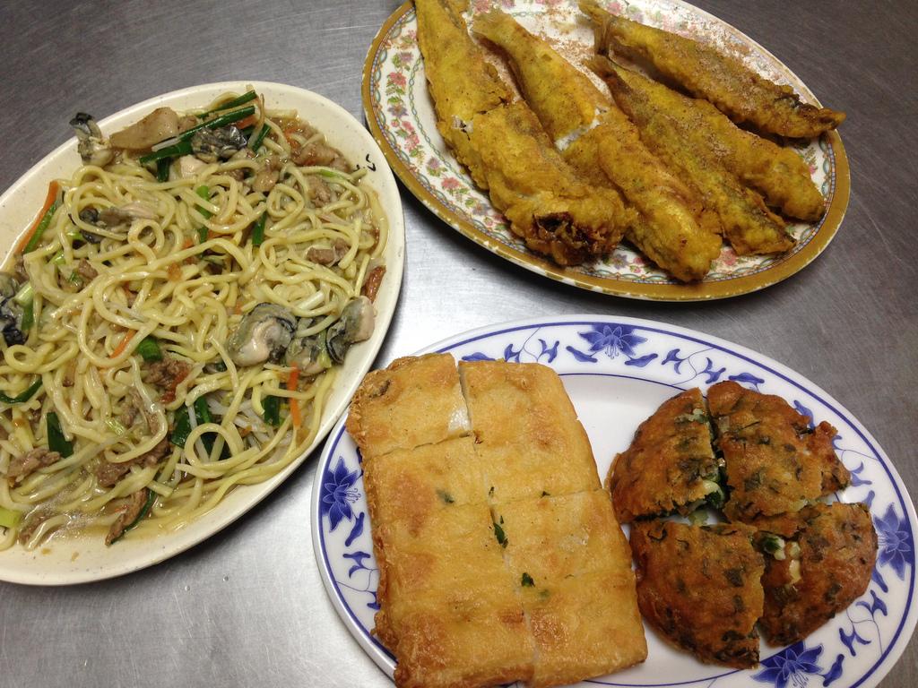美味的蚵料理,原來是葡萄牙牡蠣!攝影:廖靜蕙