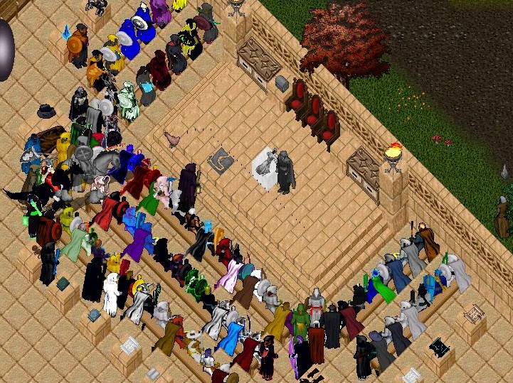 4th anniversary uo evolution ultima online