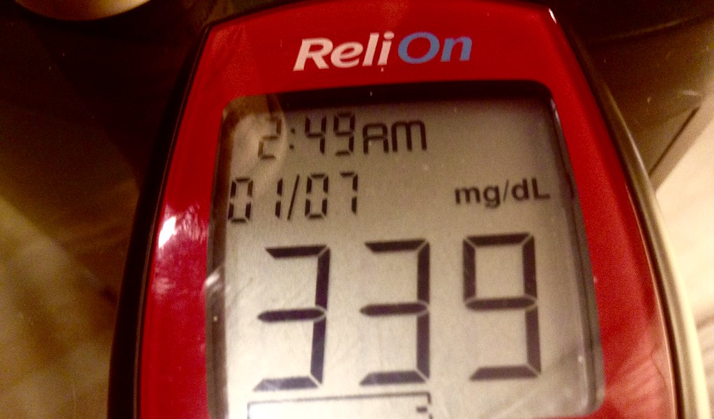 Blood Glucose Levels Chart: High Blood Sugar Over 300mg Test Readings Glucose Level 1u2026 | Flickr,Chart