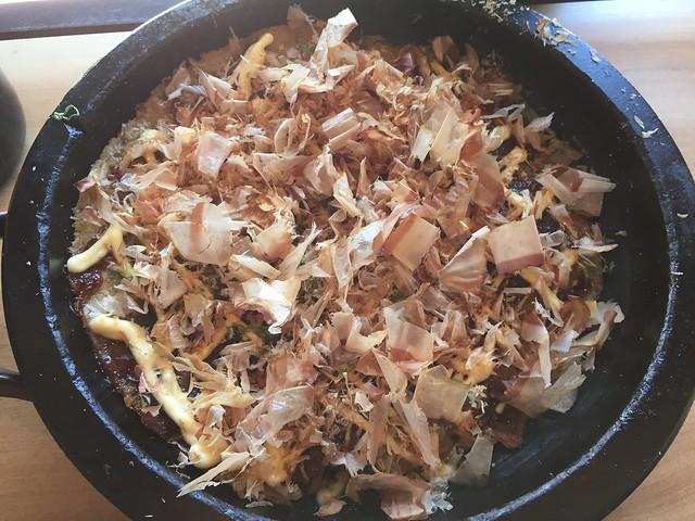 Okonomiyaki - Namu Gaji