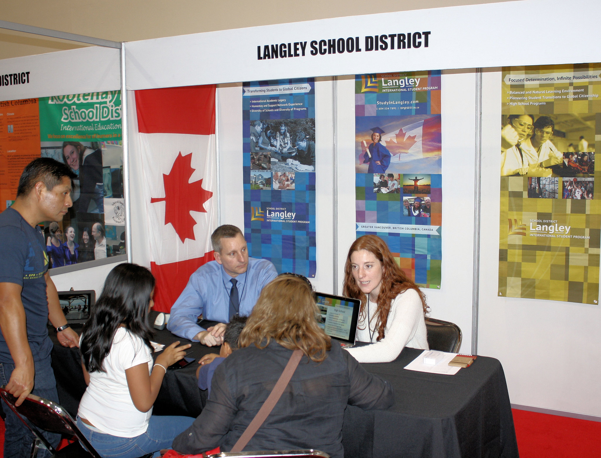 Langley School District: Study In Langley