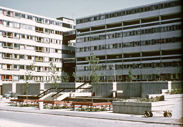 Victoria Park Estate, Macclesfield
