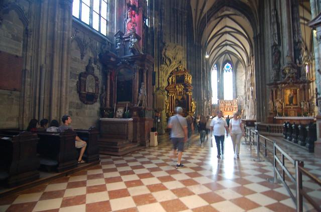 維也納 聖史蒂芬教堂