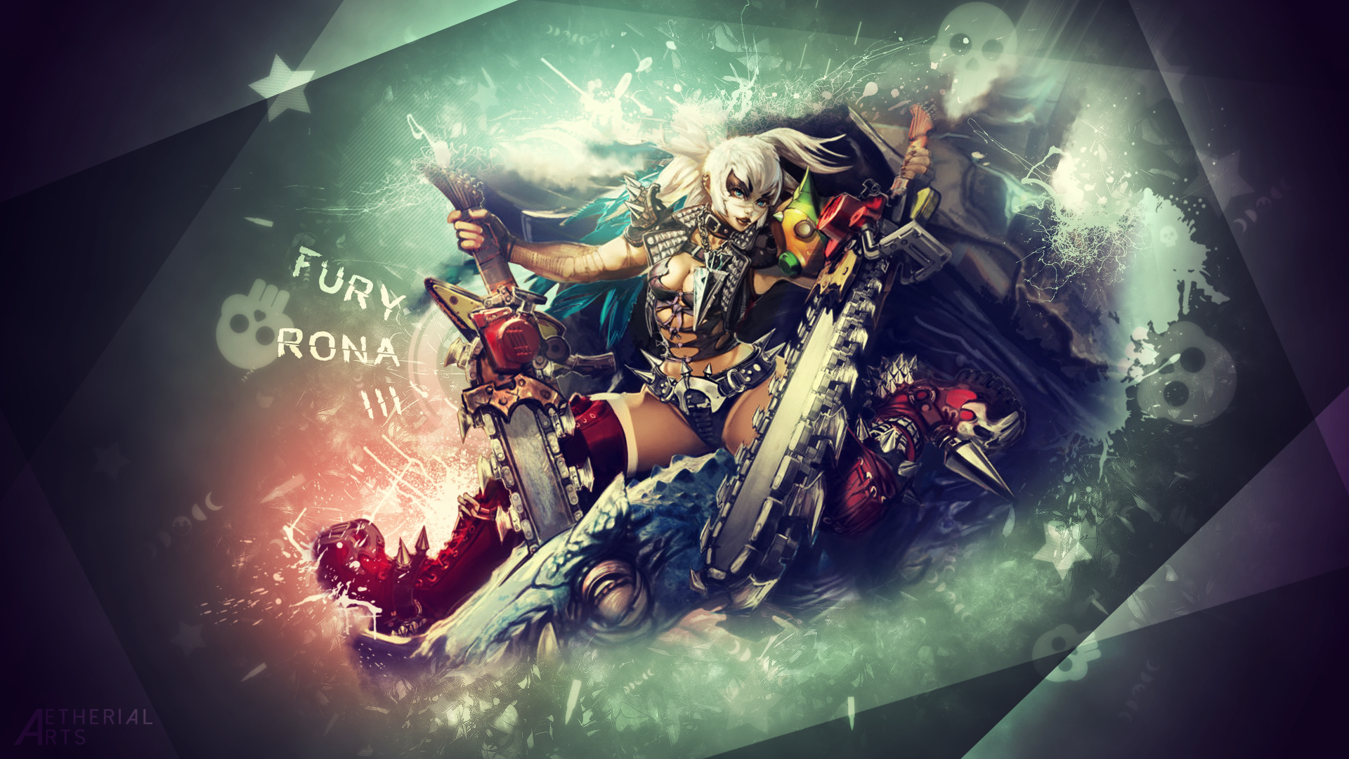 Hd wallpaper vainglory -  Img