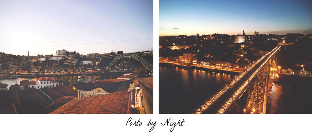 Porto by Night | via It's Travel O'Clock