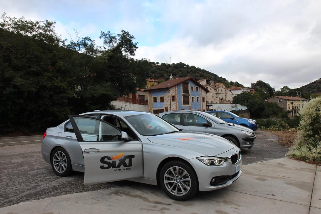Pohjois-Espanja autolla