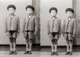Japanese Boys in Jackets & Shorts, Vintage | Portraits of ...