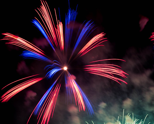 New Years Fireworks - 2015--37