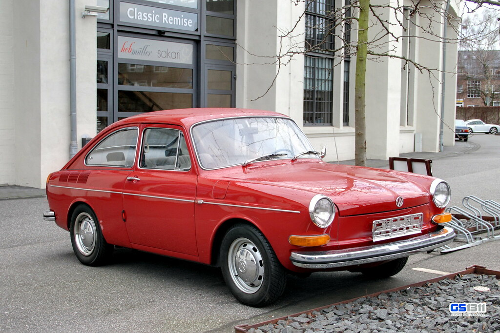 1969 - 1973 Volkswagen 1600 TL (Fließheck) | The Volkswagen … | Flickr
