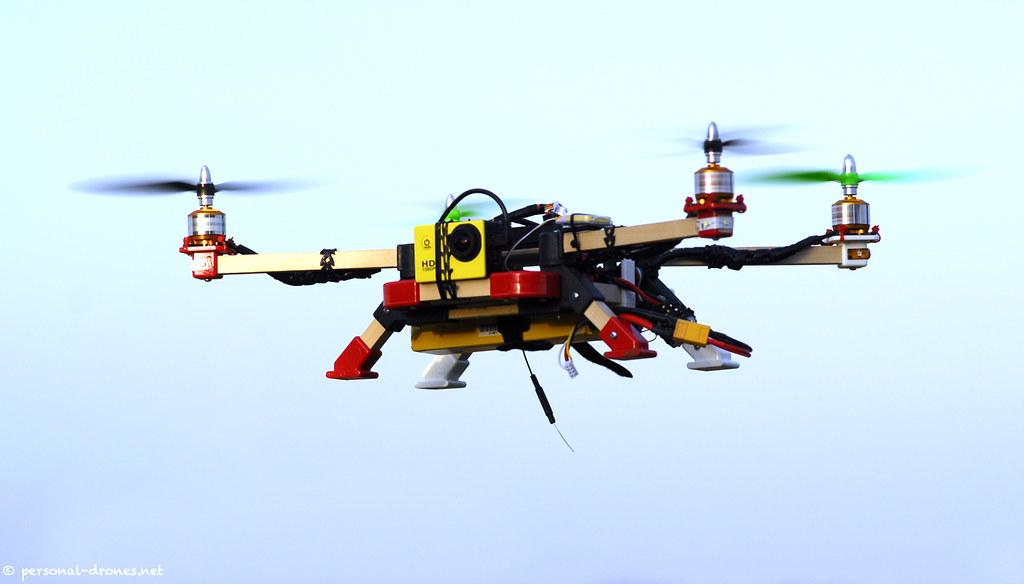 DiY Amazing Quadcopter Drones