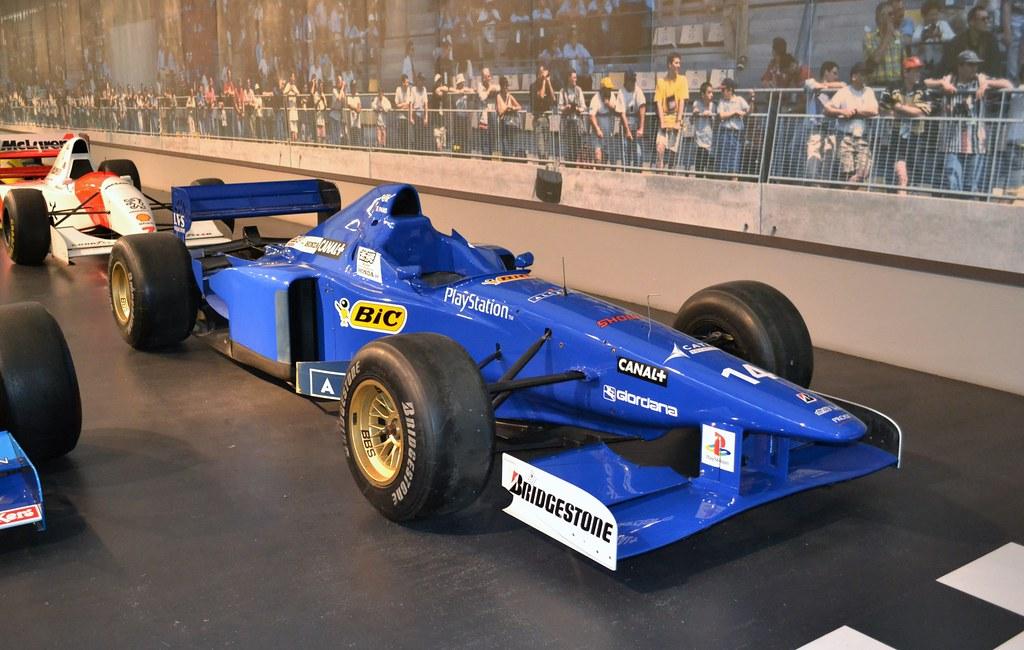 Ligier Mugen Honda Js43 1996 Jambox998 Flickr