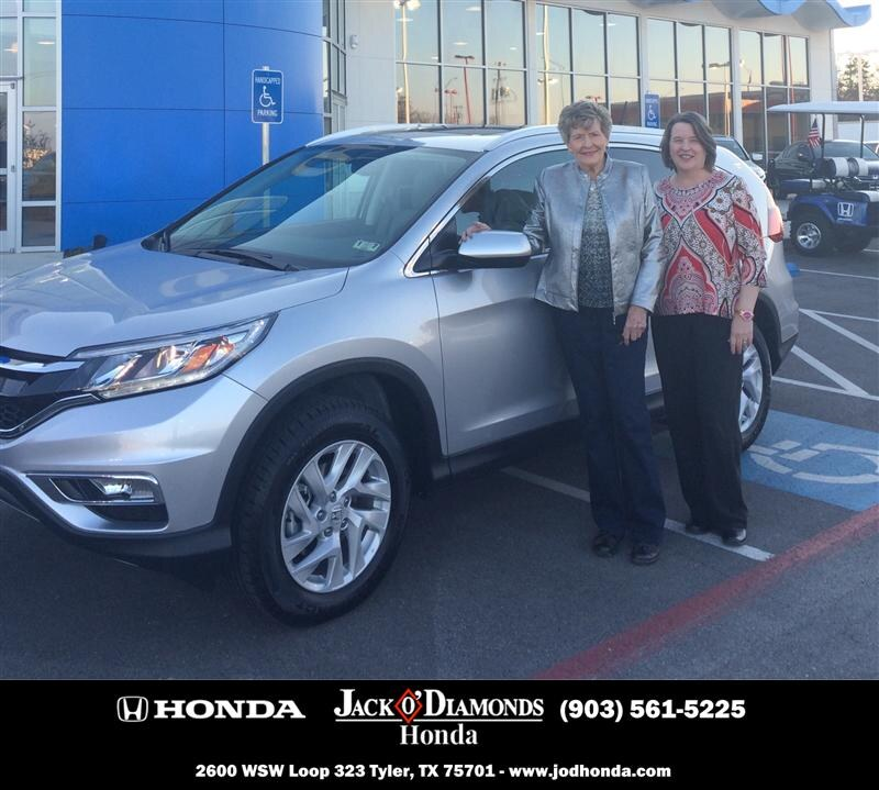By #HappyBirthday To Helen Cade From Tanner Bailey At Jack O Diamonds Honda!    By