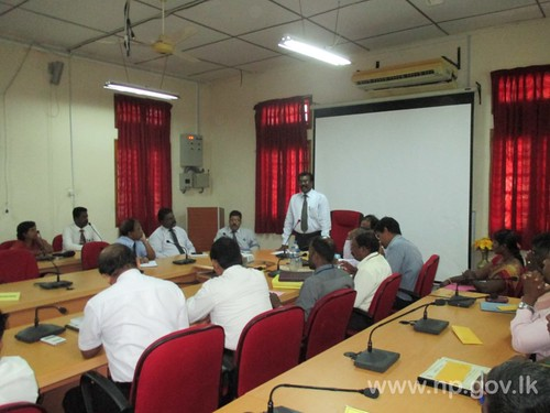 Discussion on Preparation of Annual Appropriation Accounts – 19 February 2015