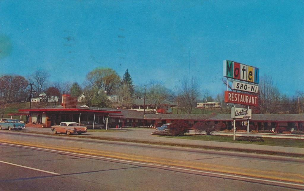 Sho-Wi Motel - Zanesville, Ohio
