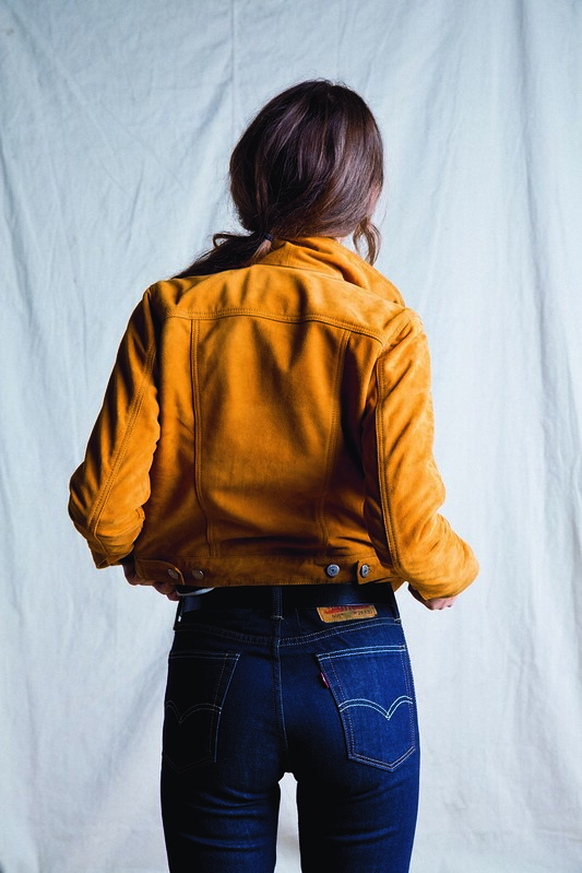 Levi's introduces the 505™C