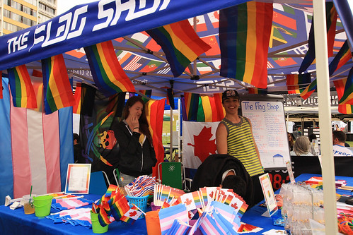 Vancouver Pride Festival 2016 | by The Flag Shop