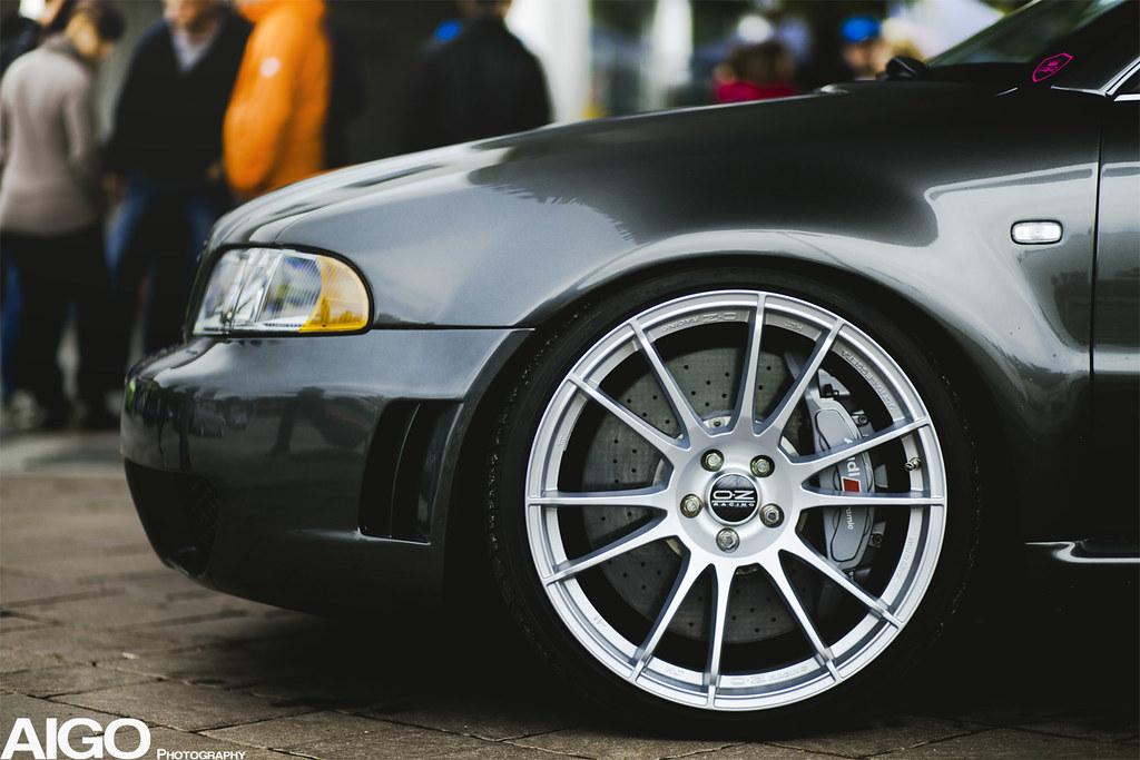 Audi Rs4 B5 Ceramic Brakes For More Visit My Facebook Or