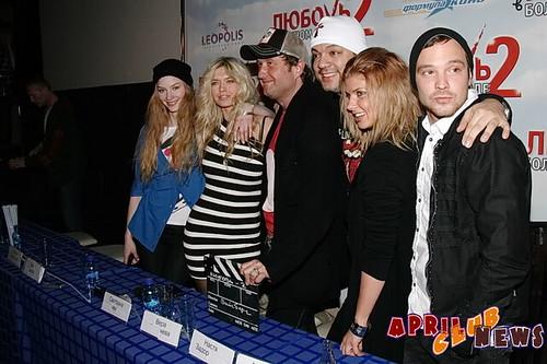 Пресс-конференция фильма «Любовь в большом городе 2»