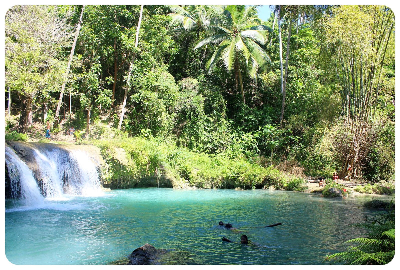 siquijor waterfall philippines