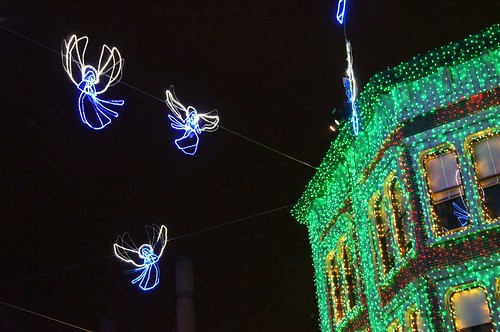 Osborne Lights - angels