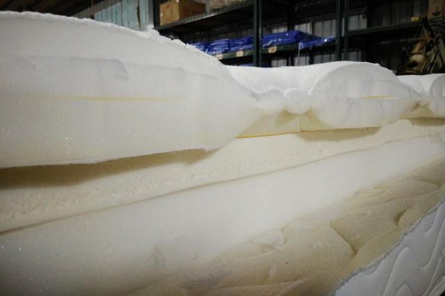 悅夢品牌床墊の製作過程分享09