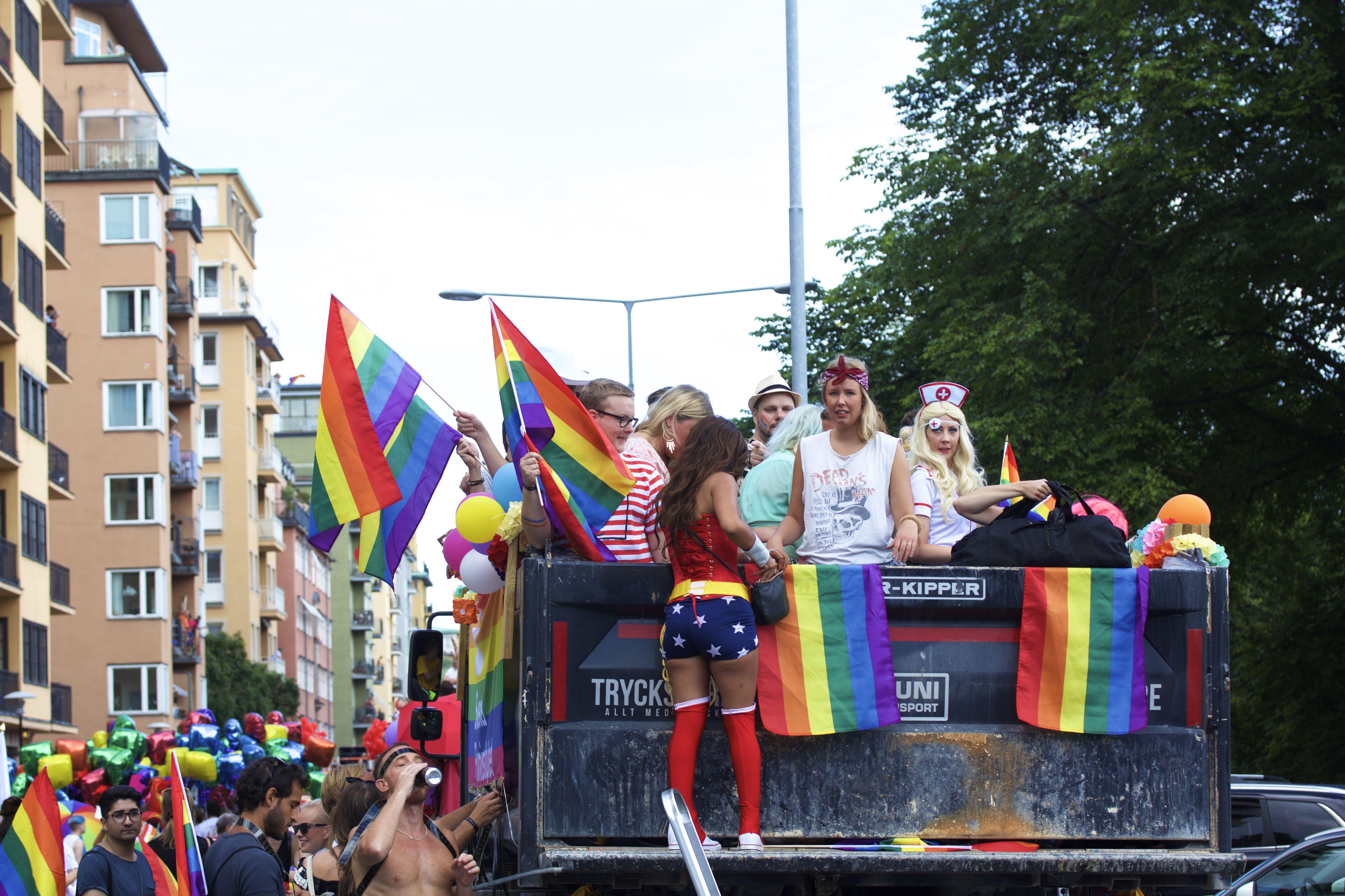 Stockholm Pride 2016