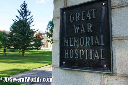 Great Wall Memorial Hospital in Perth, Ontario
