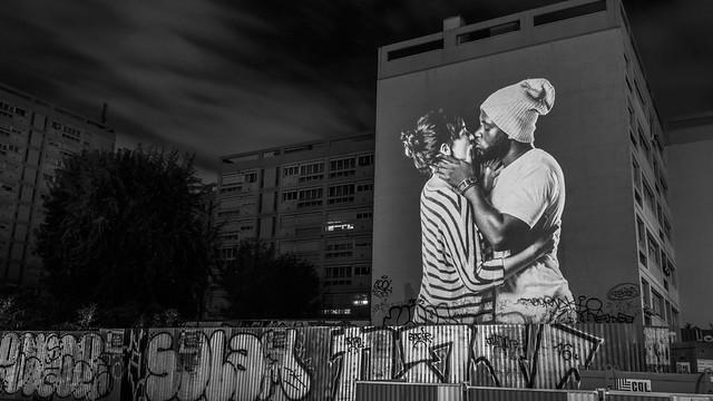 #Le_baiser Paris