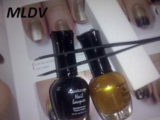 revue bling bling nail art