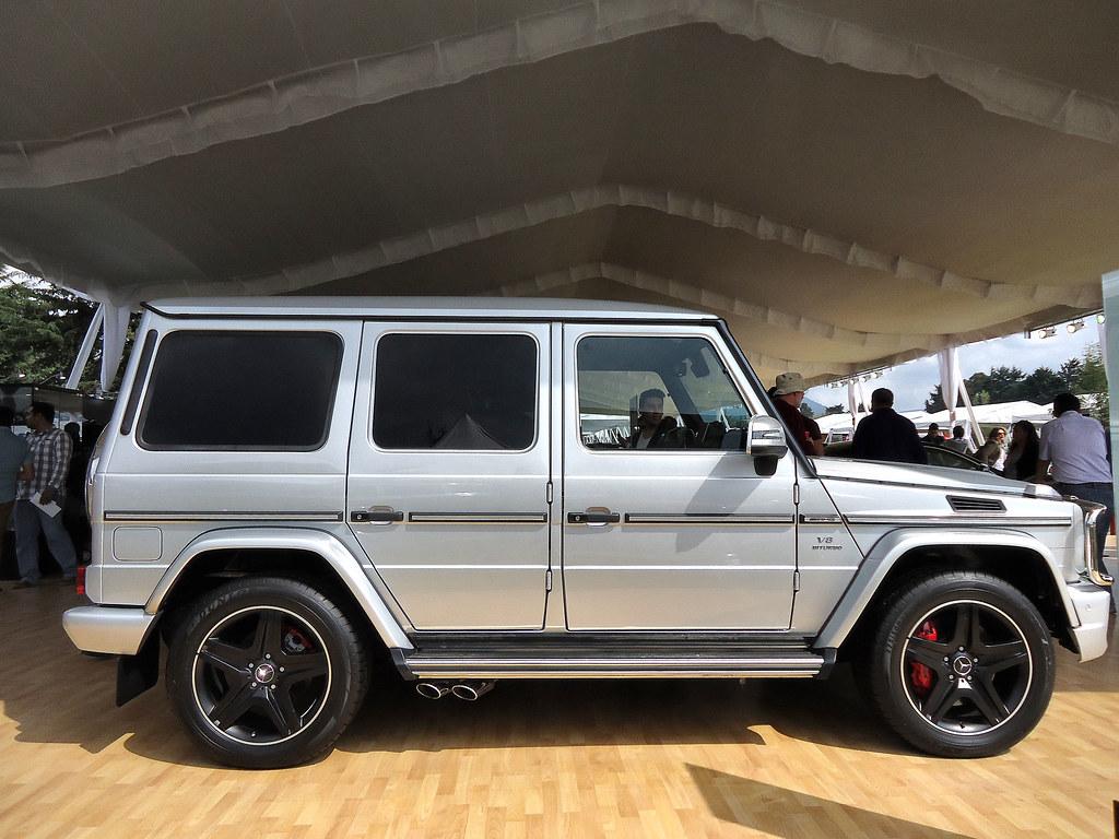 Mercedes Benz G63 Amg Gala Internacional Del Autom 243 Vil