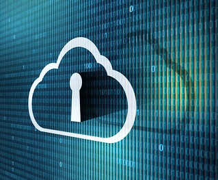 Cloud Security - Secure Data - Cyber Security | by perspec_photo88