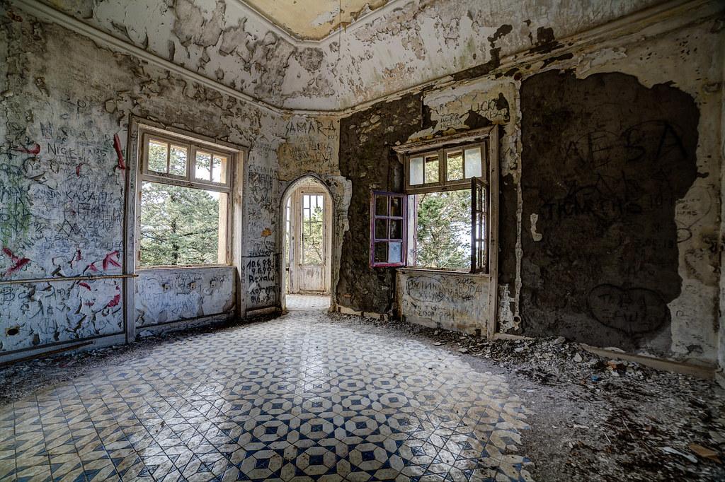 Villa de Vecchi, Rhodes | Stavros Giannouris | Flickr