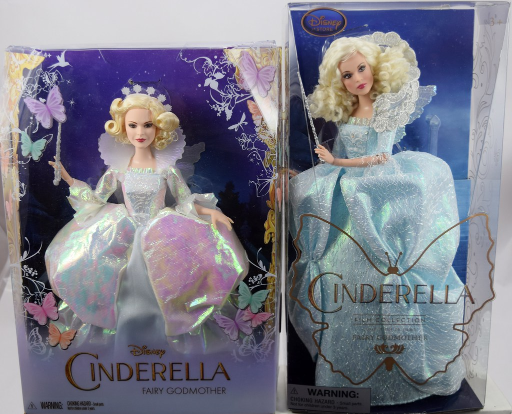 Fairy Godmother Dolls